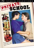 Phoebe Cates as Christine in Private School