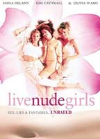 Olivia d'Abo as Chris in Live Nude Girls