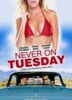 Claudia Christian as Tuesday in Never on Tuesday