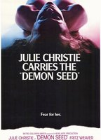 Julie Christie as Susan Harris in Demon Seed