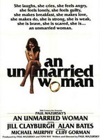 Jill Clayburgh as Erica Benton in An Unmarried Woman