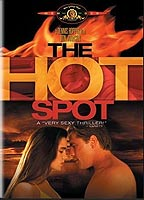 The Hot Spot boxcover Jennifer Connelly's nude scene