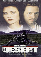 Courteney Cox as Lisa Roberts in Blue Desert