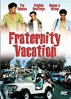 Barbara Crampton as Chrissie in Fraternity Vacation