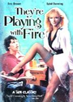 Sybil Danning as Dianne Stevens in They're Playing with Fire
