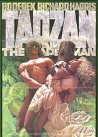 Tarzan, the Ape Man boxcover