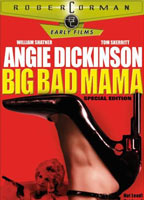 Angie Dickinson as Wilma McClatchie in Big Bad Mama