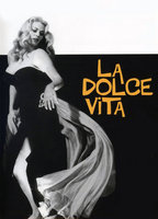 Anita Ekberg as Sylvia in La Dolce vita