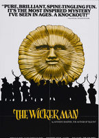 Britt Ekland as Willow in The Wicker Man