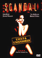Joanne Whalley as Christine Keeler in Scandal