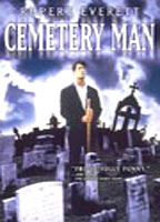 Cemetery Man boxcover
