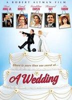 Mia Farrow as Buffy Brenner in A Wedding
