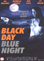 Mia Sara as Hallie Schrag in Black Day, Blue Night