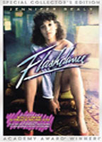 Sunny Johnson as Jeanie Szabo in Flashdance