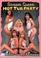 Brinke Stevens as Herself in Scream Queen Hot Tub Party