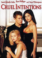 Sarah Michelle Gellar as Kathryn Merteuil in Cruel Intentions