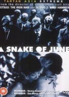 Asuka Kurosawa as Rinko Tatsumi in A Snake of June