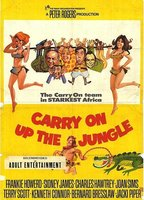 Valerie Leon as Leda in Carry On Up the Jungle