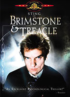 Suzanna Hamilton as Patricia Bates in Brimstone and Treacle