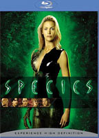 Marg Helgenberger as Dr. Laura Baker in Species