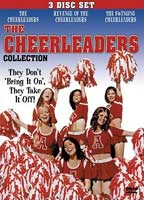 Stephanie Fondue as Jeannnie in The Cheerleaders