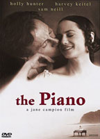 Holly Hunter as Ada in The Piano