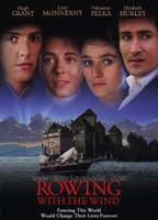 Elizabeth Hurley as Claire Clairmont in Rowing with the Wind