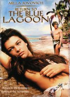 Return to the Blue Lagoon boxcover