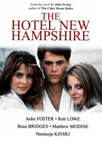 The Hotel New Hampshire boxcover