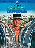 Crocodile Dundee boxcover