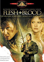 Jennifer Jason Leigh as Agnes in Flesh + Blood