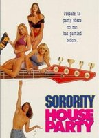 Sorority House Party boxcover