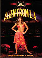 Kathy Ireland as Wanda Saknussemm in Alien from L.A.