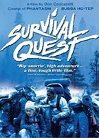 Traci Lind as Olivia in Survival Quest