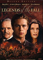 Legends of the Fall boxcover