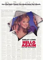 Shelley Long as Lucy Chadman in Hello Again!