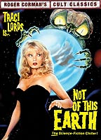 Traci Lords as Nadine in Not of This Earth