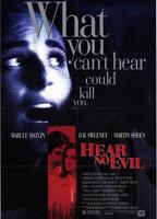Marlee Matlin as Jillian Shanahan in Hear No Evil