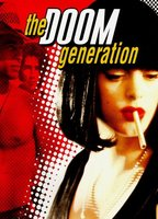 Rose McGowan as Amy Blue in The Doom Generation