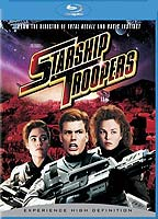 Starship Troopers boxcover