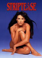 Demi Moore as Erin Grant in Striptease