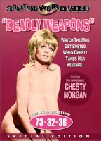 Chesty Morgan as Crystal in Deadly Weapons