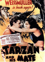 Maureen O'Sullivan as Jane Parker in Tarzan and His Mate