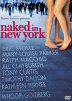 Naked in New York boxcover