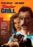 Lori Singer as Loren in Sunset Grill