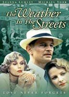Lisa Eichhorn as Olivia in The Weather in the Streets