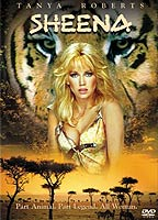Tanya Roberts as Sheena in Sheena