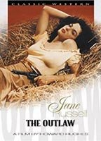 Jane Russell as Rio in The Outlaw