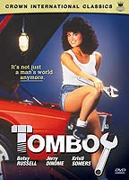 Kristi Somers as Seville Ritz in Tomboy