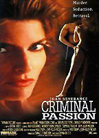 Joan Severance as Melanie Hudson in Criminal Passion